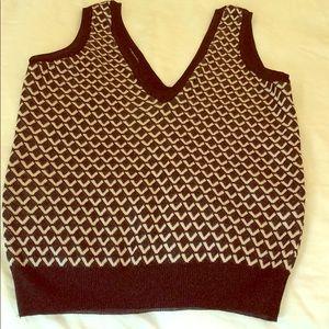 Zara brand Sweater vest